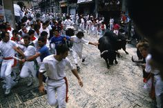 (CREDIT: Joanna B. Pinneo via Getty Images)  Places that have banned selfies:  Running of the Bulls (Running from a bull while taking a selfie is as dangerous as it gets and in the past Pamplona's Running of the Bulls festival has seen photo-related fatalities. A local law was passed to prevent runners from taking photos while taking part but the £2,400 fine hasn't stopped visitors from attempting to take selfies. In 2014, three Brits were fined 650 euros for filming the Bull Run with a...)