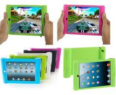Fundas para tablets #iPad Mini, iPad Retina de goma EVA resistente anti golpes. ¡Una funda infantil a prueba de niños! Retina, Samsung Galaxy, Electronics, Childproofing, Jelly Beans, Consumer Electronics