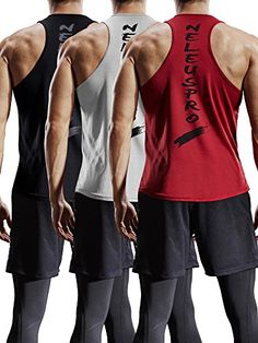 Mens Outdoor Sport Allegedly Ostrich Tank Top Vest T-Shirt Fast Drying Stylish Sleeveless Tee