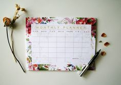Perfect sized notepad to keep on your desk! Tear-off sheet are easy to use and can help you to keep track of your tasks for the week.  ▼11 x 8.5 Size