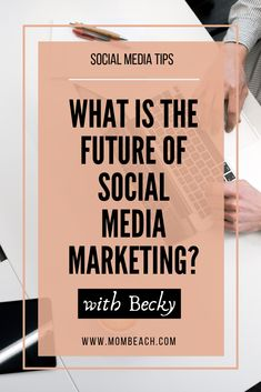 Digital media marketing for bloggers is important to grow your business. These tips help bloggers and businesses grow their social media footprint and influence. I share what I think is the future of social media marketing. #digitalmarketing #socialmediamarketing