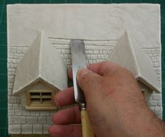 In the Vernacular - Tiled Miniature Roofs with Malcolm Smith Part 5 | Features | Collectors Club of Great Britain