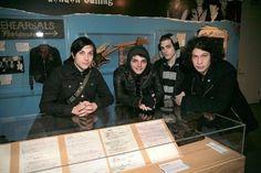 Frank Iero, Gerard Way, Mikey Way, Ray Toro | My Chemical Romance