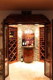 wine cellar.. I'd be in heaven if I had one of these at home!
