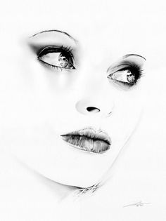 Pencil sketch drawing, pencil drawings, art drawings, lip pencil, p Pencil Drawings Of Girls, Pencil Sketch Drawing, Pencil Art, Cool Drawings, Disney Drawings, Lip Pencil, Top Imagem, Eye Details, Portraits
