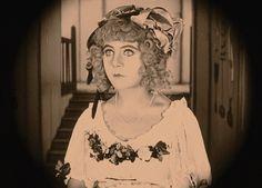 """swinglargo: """" Ossi Oswalda in Die Puppe (1919) by director Ernst Lubitsch """""""
