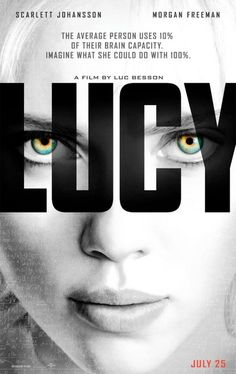 Lucy (2014) really wanna see this movie