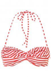 Stripe Bikini Top just in time for the 4th of July