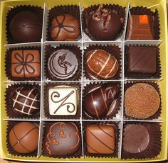 variety is the spice of life and is a MUST when it comes to amazing chocolate!