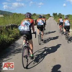 Bicycle Tour Calendar