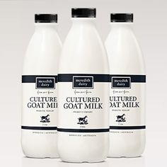 Goat Cheese in Extra Virgin Olive Oil, Chevre, Fresh Goat Curd, Pure Sheep Milk Yoghurt. Dairy products made from the freshest possible sheep and goats cheese. Goats Curd, Marinated Cheese, Goat Milk, Goat Cheese, Water Bottle, Dairy, Pure Products, Water Bottles