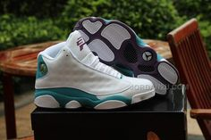 a4a19d1fa15f Buy Air Jordan 13 Chris Paul Home White Orion Blue Purple Xmas Deals 2016  from Reliable Air Jordan 13 Chris Paul Home White Orion Blue Purple Xmas  Deals ...