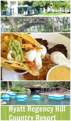 Family, food and fun at the Hyatt Regency Hill Country Resort & Hotel in San Antonio,  Texas