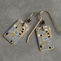 """Shop - Searching Products for """"circuit board"""" in Jewelry > Earrings · Storenvy"""