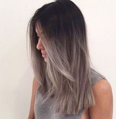 Ombre Hairstyle Ideas - Medium Haircuts 2016