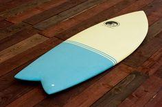 "6'4"" CODFATHER BLUE EPOXY Surfboard  San Diego, CA www.degree33surfboards.com"