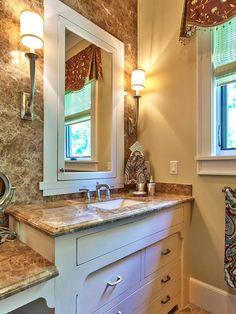 Traditional | Bathrooms | Heather Guss : Designers' Portfolio : HGTV - Home & Garden Television
