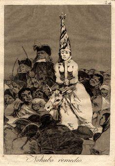 1799 Francisco de Goya y Lucientes aquatint