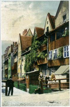 Zdjęcie numer 5 w galerii - Wrocław sprzed stu lat na pocztówkach Maxa Leipelta. Wiele z tych miejsc już nie istnieje [FOTO]