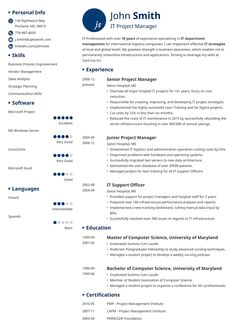 pmp resume example Delightful to the blog, in this particular moment I'll explain to you about pmp resume example. And from now on, this can be a 1st ... #pmpresumeexample Online Cv, Online Resume, Best Resume Template, Free Resume, College Resume, Project Manager Resume, Visual Resume, How To Make Resume, Resume Builder