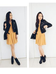 AntheRiders jacket「NASTY GAL 」Styling looks