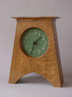 mantel clock from carreaux du nord