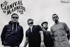 Orange Beach AL! It's your turn for the Carnival of Madness Tour at The Wharf Amphitheater! Who's going to the show?! #Shinedown Show info: http://ift.tt/2aJ01Vr   via Instagram http://ift.tt/2av0cGG  Shinedown Zach Myers