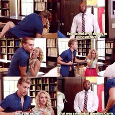 The Carrie Diaries Best Tv Couples, Cute Couples, Tv Quotes, Movie Quotes, Movie Memes, Movie Tv, Best Series, Tv Series, Movies Showing