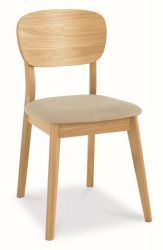 Oslo Oak Veneered Back Chair Stone Fabric http://solidwoodfurniture.co/product-details-oak-furnitures-3973--oslo-oak-veneered-back-chair-stone-fabric.html