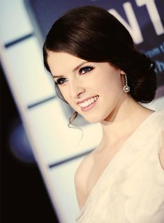 Anna Kendrick could be Lily from Olivia Thorne's The Billionaire's Seduction