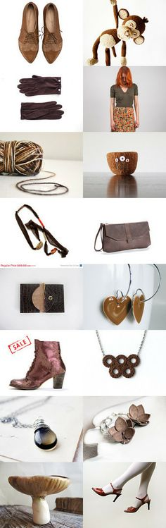 Down to Earth by Haya Gold on Etsy--Pinned with TreasuryPin.com