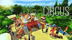 The Sims 4 - CIRCUS - | Speed Build