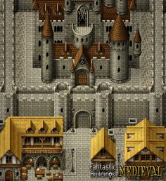 Steam:RPG Maker: Fantastic Buildings - Medieval