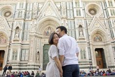 Piazza del Duomo - Photos of Honeymoon in Florence