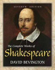 Complete Works of Shakespeare by David Bevington Hardcover) for sale online Complete Works Of Shakespeare, Shakespeare Plays, William Shakespeare, Literature Books, Library Books, Open Library, Free Books Online, Reading Online, Sell Your Books