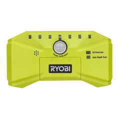 Ryobi Whole Stud Detector-ESF5000, shows the full stud width. About $30 at Home Depot