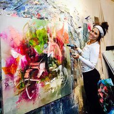 Brittany Lee Howard studio