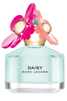 MARC JACOBS 'Daisy Delight' Eau de Toilette (Limited Edition) - my current perfume must have! I absolutely love this! Perfume And Cologne, Best Perfume, Perfume Bottles, Marc Jacobs Daisy, New Fragrances, Fragrance Parfum, Parfum Marc Jacobs, Parfum Chic, Perfume Body Spray