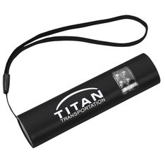 Blaze a new promotional trail with this emergency light!