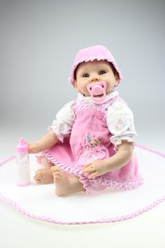 (87.99$)  Watch more here - http://ai7cm.worlditems.win/all/product.php?id=32741159186 - Reborn dolls baby-reborn girl soft body silicone dolls best children sleeping boy gift toys brinquedos