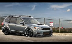 subaru forester matte black - Google Search