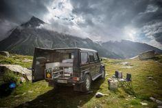 Die Firma Ququq (gesprochen: Kuckuck) aus Sprockhövel stellt auf dem Caravan...