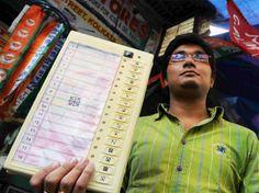 बटन कोई भी दबाओ वोट बीजेपी के खाते में!