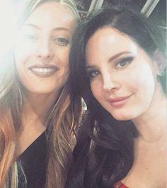 Lana Del Rey at the Breakthrough Awards