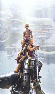 Final Fantasy XII Screen on http://www.majestichorn.com/2012/02/final-fantasy-xii-screen/