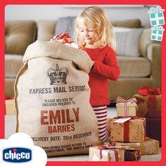 Como é bom passar o dia abrindo todos os presentes de natal!