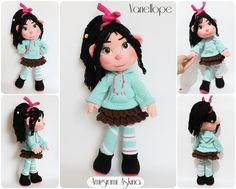Amigurumi Aşkına-Örgü Oyuncaklarım: Amigurumi Bebekler-Dolls