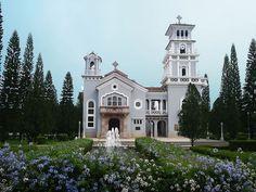 Guatemala. Iglesia de Santa Delfina de Signe - Ciudad de Guatemala