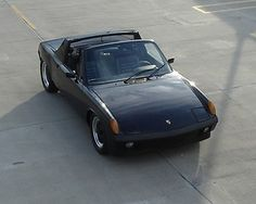 Car files people found 175 images on pinterest created by l porsche 914 at the airport fandeluxe Gallery
