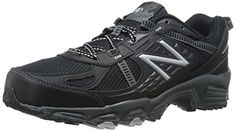awesome New Balance Men's MT410V4 Trail-Running Shoe